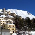 Neve a Castelluccio